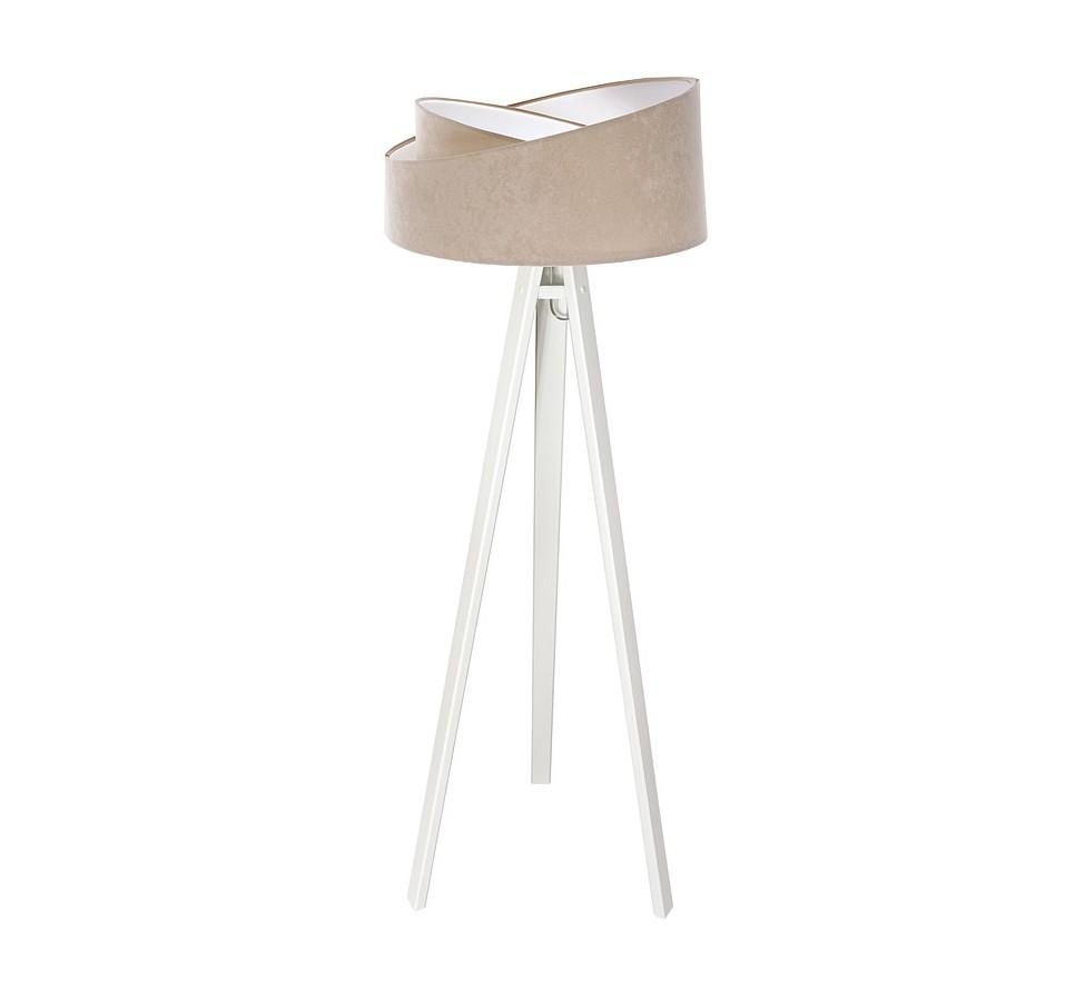 Funkcjonalna lampa podłogowa MacoDesign Ofelia