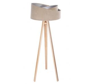 Funkcjonalna lampa podłogowa MacoDesign Reanna
