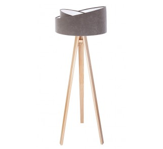 Funkcjonalna lampa podłogowa MacoDesign Tami