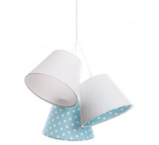 Lampa wisząca dla dziecka MacoDesign Laura