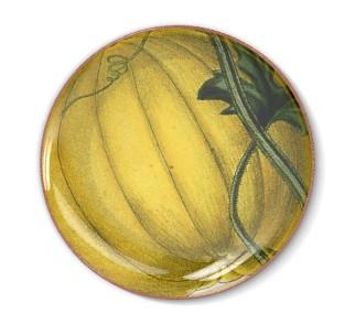 Talerz dekoracyjny Dynia 15cm