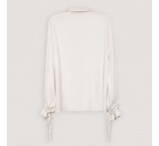 Lekka bluzka koszulowa
