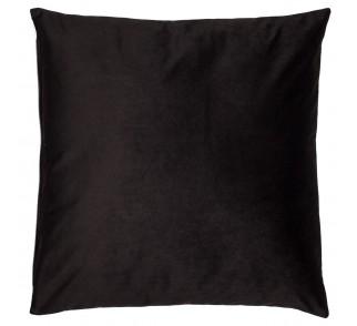 Aksamitna poduszka SIN SIN Czarna