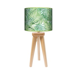 Lampa stołowa trójnóg mały - Palma_buk