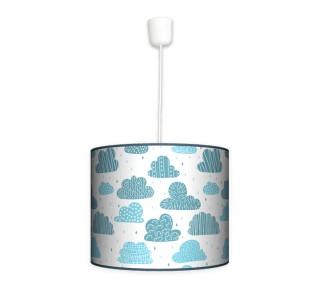 Lampa wisząca duża - Chmury