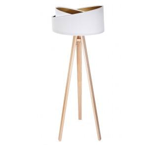 Funkcjonalna lampa podłogowa MacoDesign Chloe
