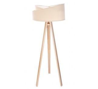 Funkcjonalna lampa podłogowa MacoDesign Kiara