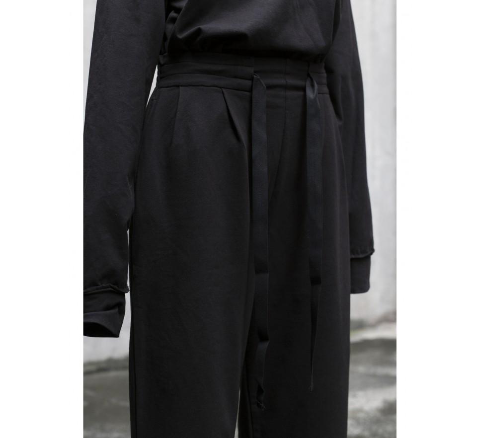 Bina Pants in black