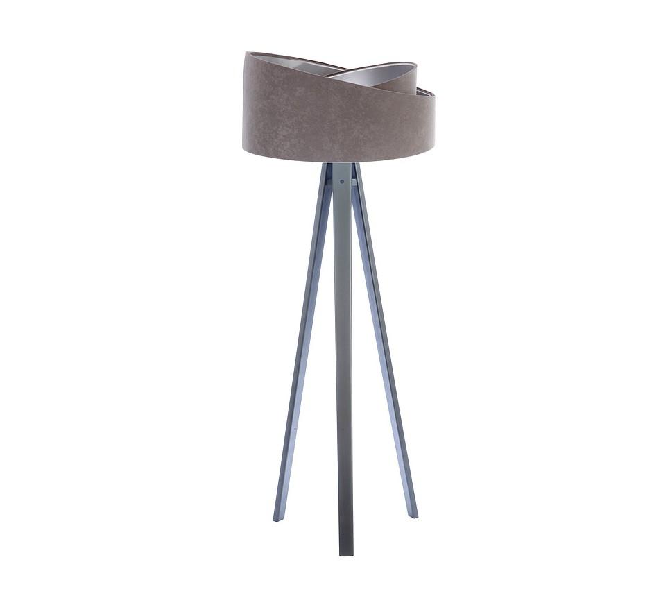 Funkcjonalna lampa podłogowa MacoDesign Tanya