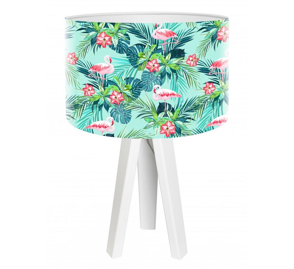Egzotyczna lampa biurkowa MacoDesign Pelikan