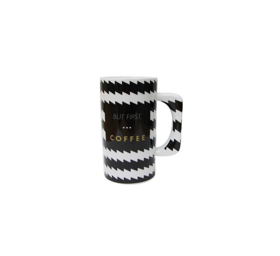 But First Coffee - kubek z porcelany