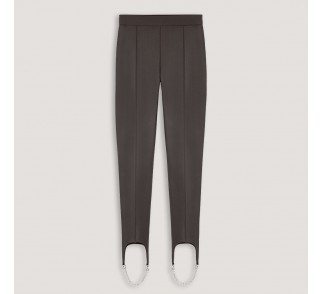 Spodnie z łańcuszkami