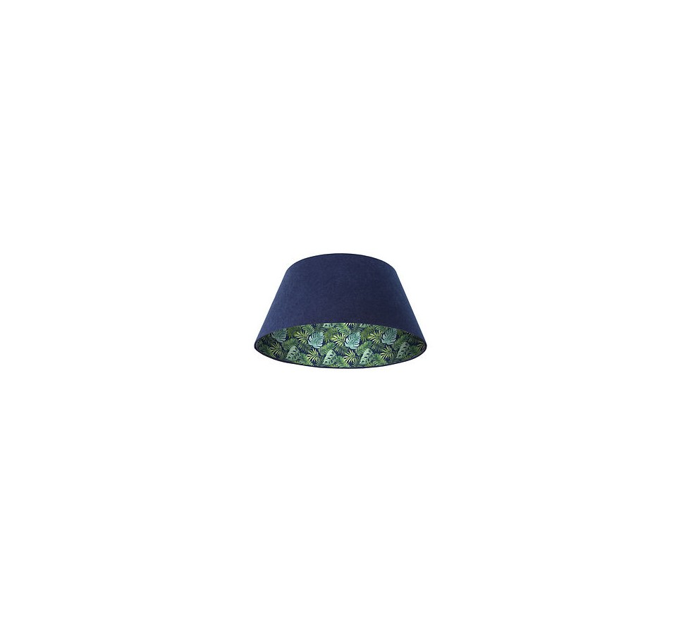 Lampa wisząca Wielki dzwon MacoDesign Zielony gaj