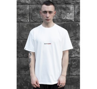 Easy livin' off white premium tee