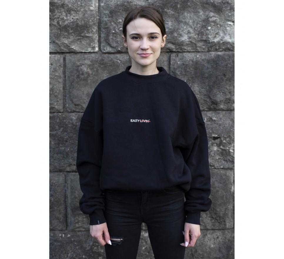 Easy livin' oversized sweatshirt