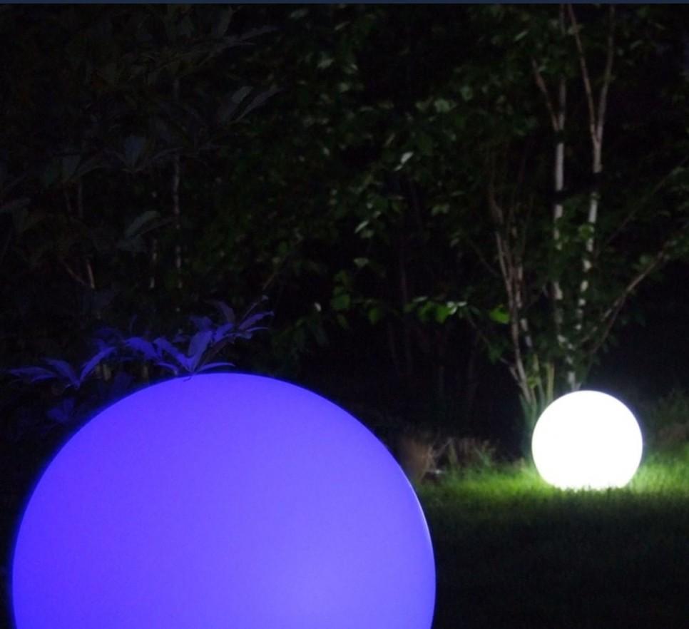 Lampa mBall kula świecąca | H 28cm