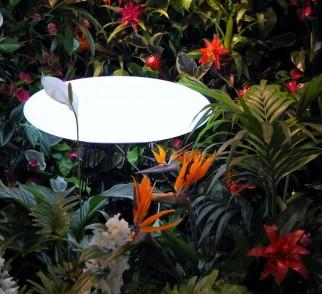 Lampa stojąca Ufo | H 150cm