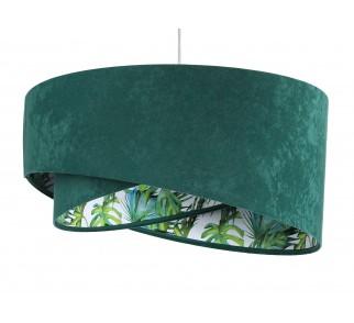 Nowoczesna lampa wisząca MacoDesign Zielona