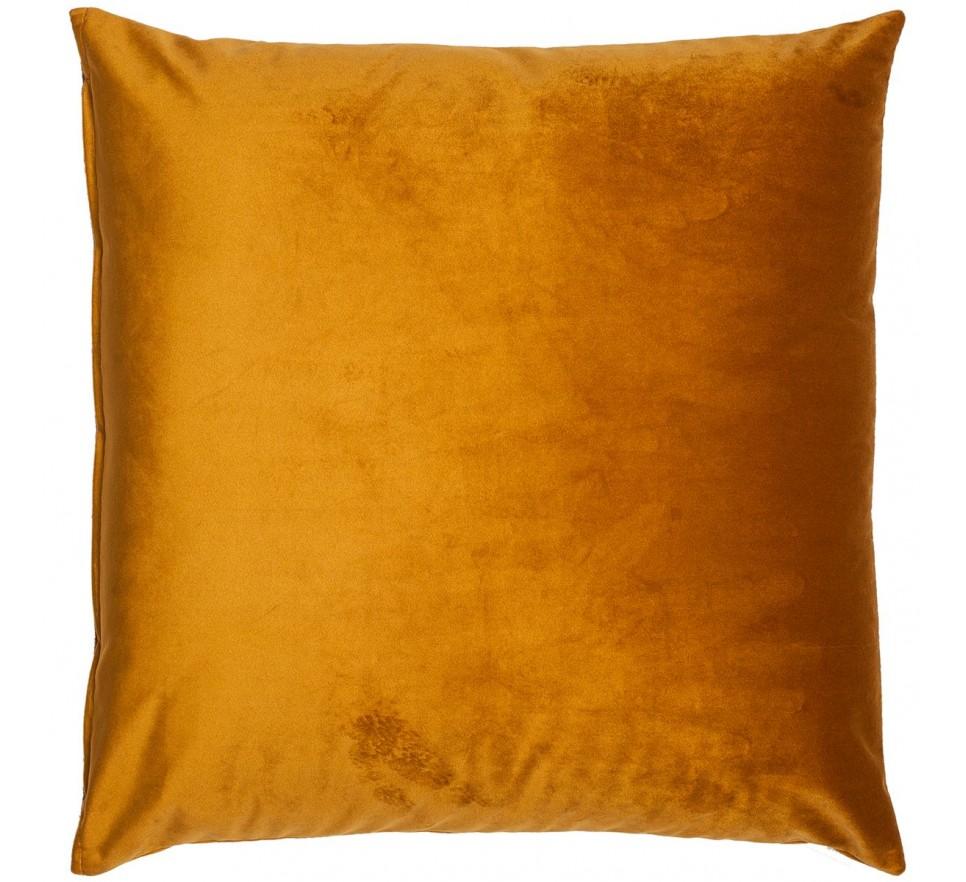Aksamitna Poduszka Gold Pomme Terre Miodowa