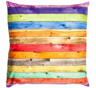 RAINBOW aksamitna poduszka