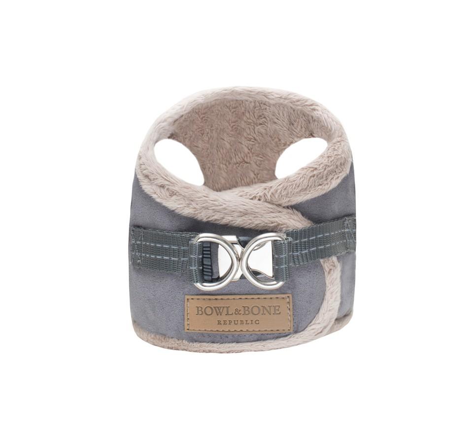 Szelki Yeti Grey