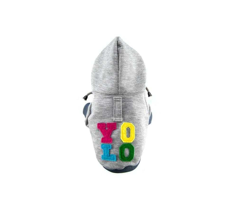Bluza Yolo Grey