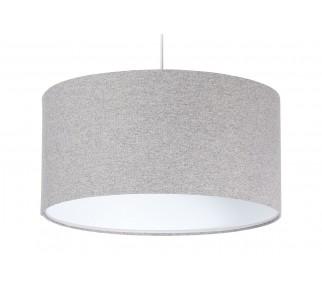 Lampa wisząca MacoDesign Fornax szara