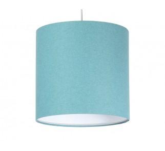 Lampa wisząca MacoDesign Fornax turkusowa