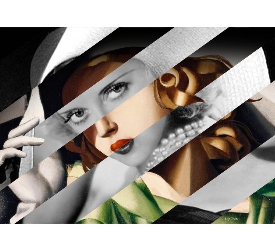 Michelangelo's Sibilla Delfica & Bette Davis