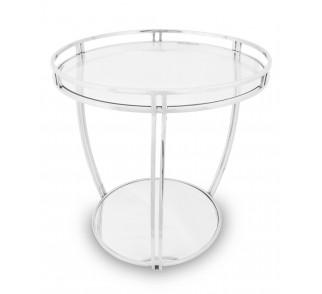 Okrągły stolik kawowy India 42 cm