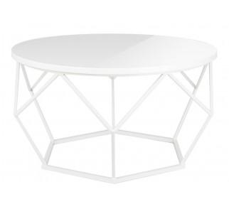 Stolik kawowy Diamond 70 cm lakier