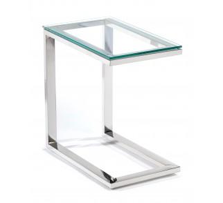 Stolik pomocnik Stivar Silver 50 cm