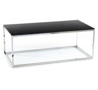 Ława Rekta Silver Black 120 cm