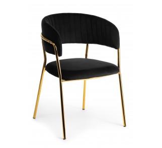 Krzesło Rarity Gold Black