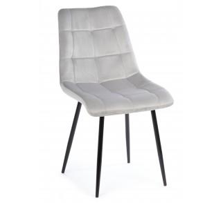Krzesło Tori Black Light Gray