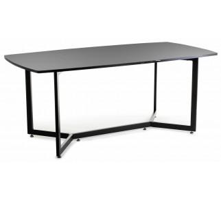 Stół Marillo Black Dark 180x90 cm