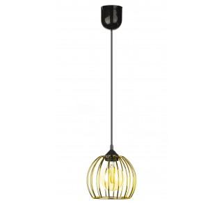 Lampa wisząca New York Bubble 16cm złota