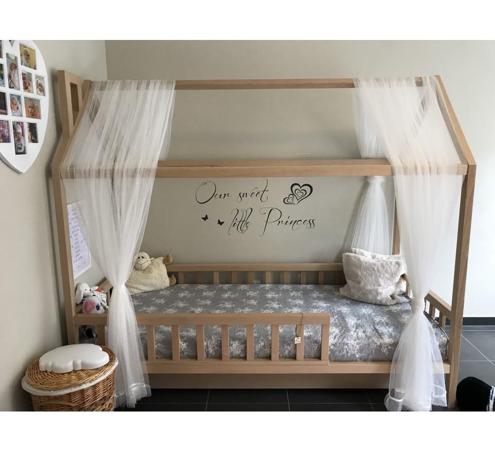 Łóżko-domek Z-drewutni Adventure