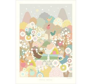 Plakat Bloom - Majvillan
