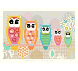 Plakat Sweet Dreams - Majvillan