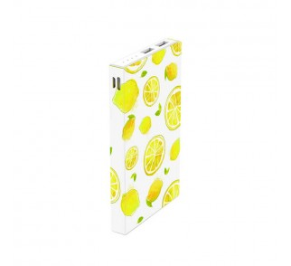Powerbank Pattern - Lemon
