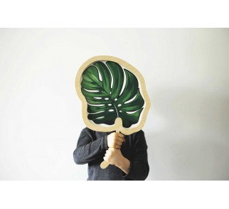 Lampka Monstera