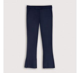 Spodnie z kontrafałdą