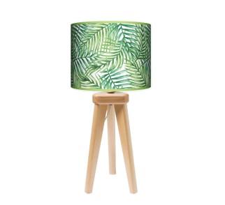 Lampa stołowa trójnóg mały - Palma