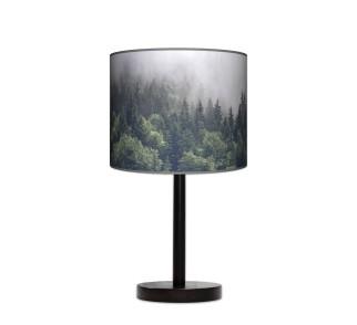 Lampa stołowa duża - Mgła