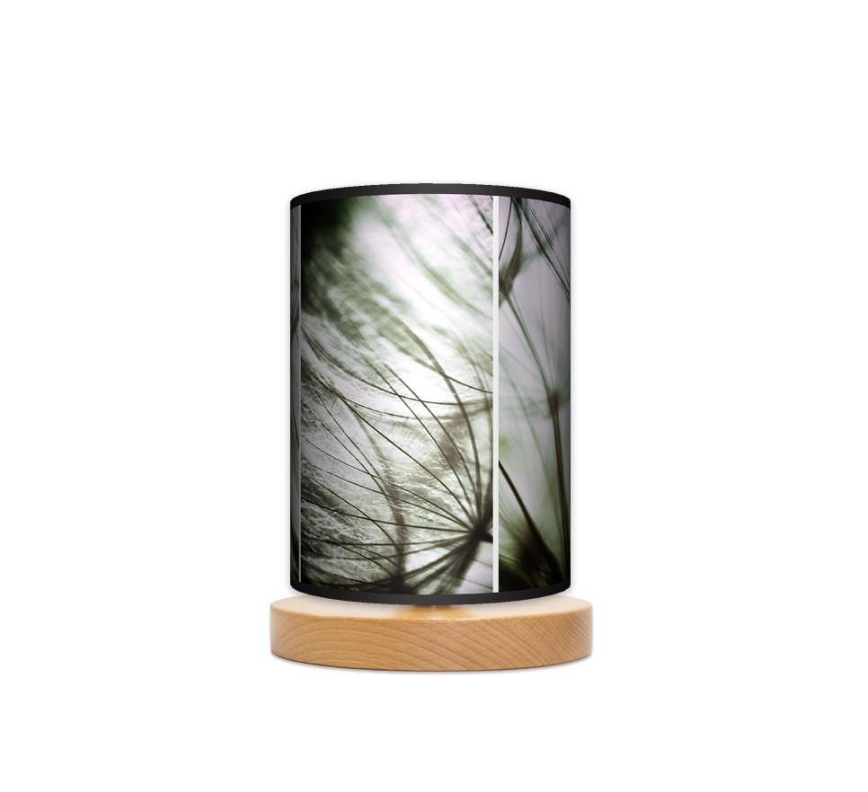 Lampa stojąca nocna mała - Tryptyk_buk
