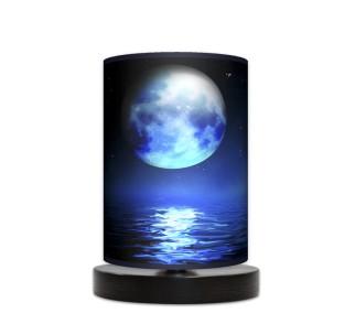 Lampa stojąca nocna mała - Blue Moon
