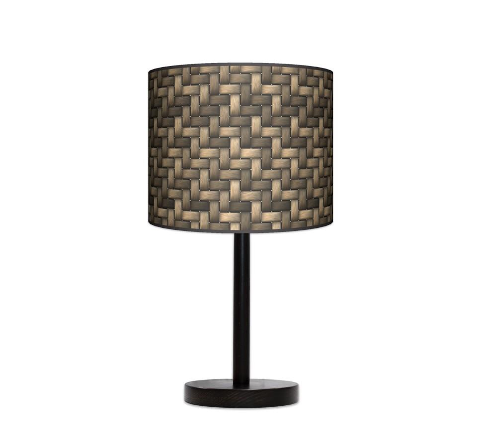 Lampa stołowa duża - Kosz