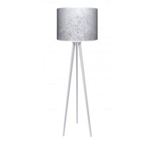 Lampa podłogowa trójnóg duży - Mróz